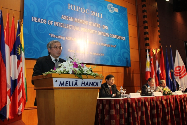 Viet Nam hosted the 6th ASEAN – EPO Heads of Intellectual Property Offices Conference