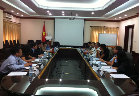 Joint Committee Meeting between NOIP and INPI