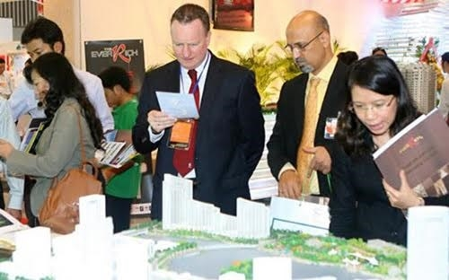 Foreigners purchased about 16,000 real estates in Vietnam