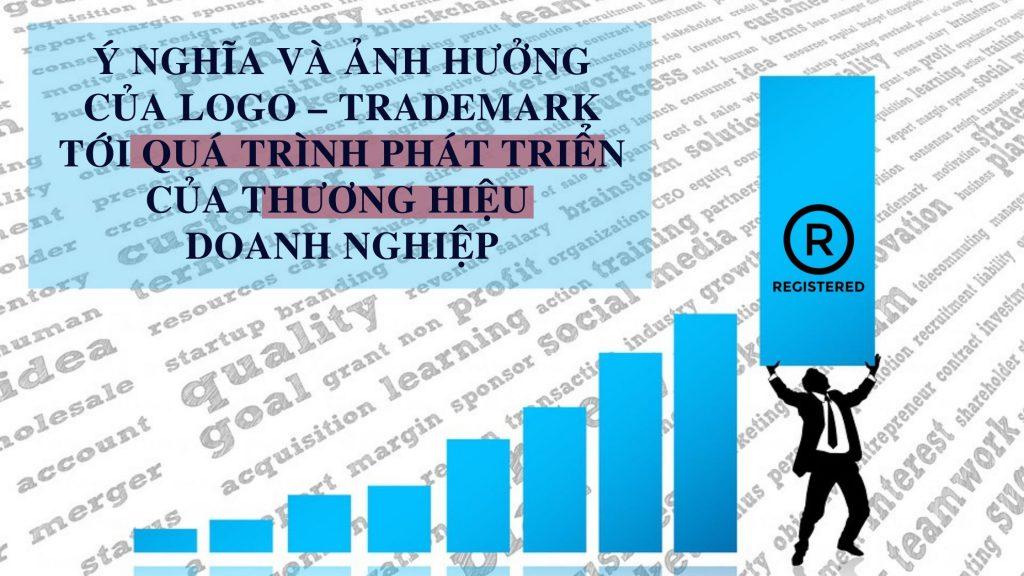 y nghia va anh huong cua logo – trademark toi qua trinh phat trien cua thuong hieu doanh nghiep
